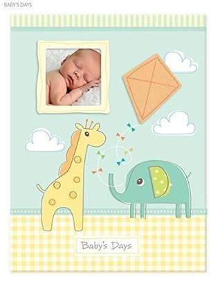 Tiny Love Stepping Stones Baby's First Memory Book