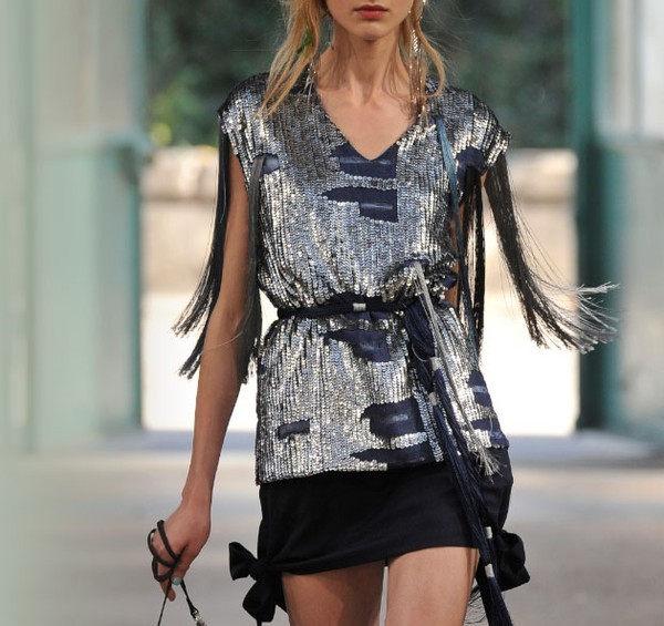 Alexis Mabille Sequined Shirt