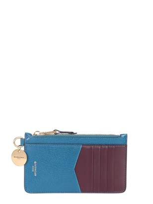 Givenchy Two-tone Leather Card Holder