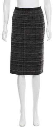 Marc Jacobs Wool Knee-Length Skirt w/ Tags