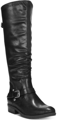 Bare Traps Baretraps Yanessa Wide-Calf Riding Boots Women Shoes