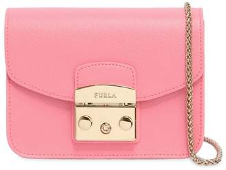 Furla Mini Metropolis Saffiano Leather Bag