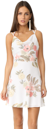 Somedays Lovin Floral Slip Dress $99 thestylecure.com