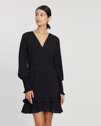 Cooper St Windsor Long Sleeve Dress