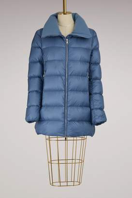 Moncler Torcyn down jacket with wool lining