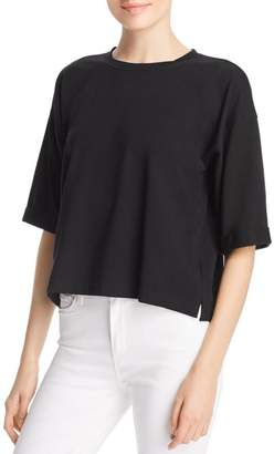 Eileen Fisher Cropped Tee