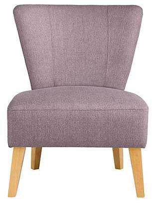 George Cocktail Chair in Mauve