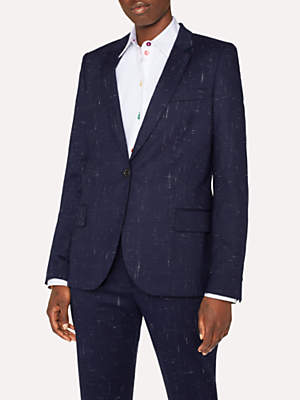 Paul Smith Fleck Blazer, Navy