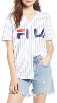 Fila Lacey Baseball Top