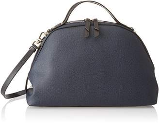 Borbonese Sexy Con T, Women's Top-Handle Bag,36x25x15 cm (W x H x L)