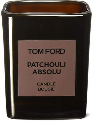 Tom Ford Grooming - Patchouli Absolu Candle, 200g - Dark brown