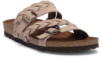 White Mountain Holland Footbed Sandal