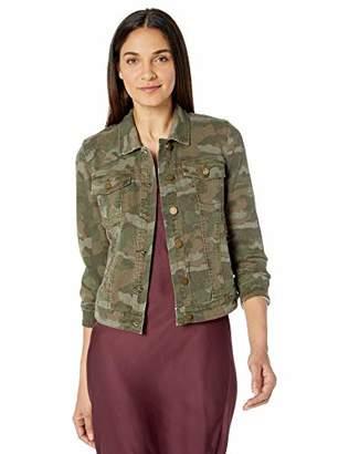 William Rast Women's Lenna Denim Jean Jacket