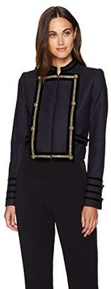 Just Cavalli Women's Military Jacket