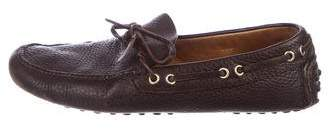 Car Shoe Leather Boat Shoes