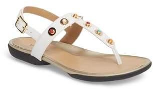 VANELi Wally Studded T-Strap Sandal