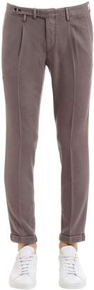 G・T・A Gta 17cm Cropped Wool Flannel Pants