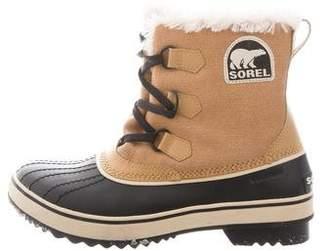 Sorel Round-Toe Duck Boots