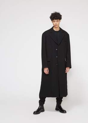 Haider Ackermann Long Coat with Detachable Lining