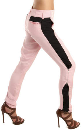 3.1 Phillip Lim Side Panel Trouser in Pink 5