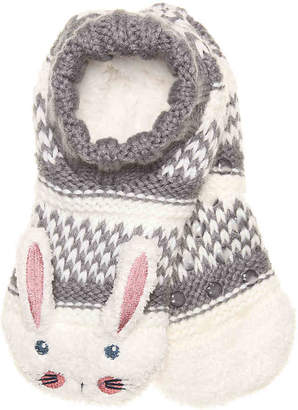 Mix No. 6 Bunny Slipper Socks - Women's