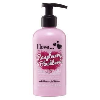 Ilove I Love Raspberry & Blackberry Moisturising Body Lotion 250 mL