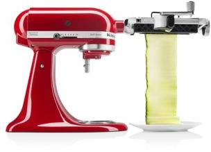 KitchenAid Vegetable Sheet Cutter Attachment #KSMSCA