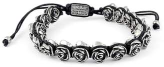 King Baby Studio Rose Bead Bracelet