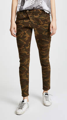 R 13 X Over Camo Jeans