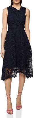 Reiss Rayna Lace Dress