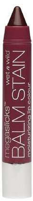 Wet n Wild MegaSlicks Balm Stain Moisturizing Lip Color, Lady and the Vamp 0.1 oz (3 g) by Wet 'n Wild