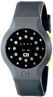 01 The One 01TheOne Unisex GR301GR3 Gamma Ray Plastic Series Watch