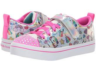 b19fda4b5ed2 Skechers Twinkle Lite 20176L (Little Kid Big Kid)