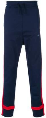 Vivienne Westwood side stripe track pants