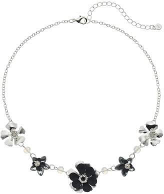 Lauren Conrad Floral Necklace