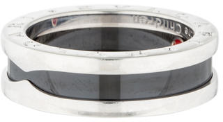 Bvlgari Bvlgari Ceramic Save The Children 1-Band Ring