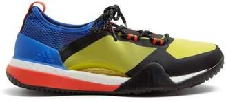 adidas by Stella McCartney Pureboost TR3.0 contrast-panel trainers