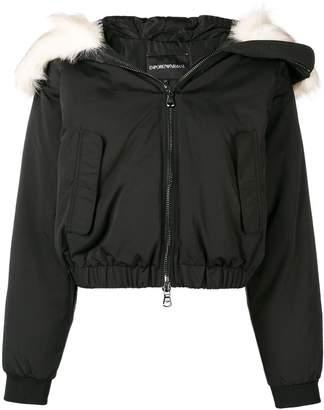 7c09e48dc Emporio Armani Hooded - ShopStyle UK