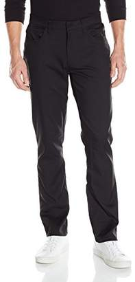 Kenneth Cole Reaction Men's Techy Slim 5-Pocket Pant