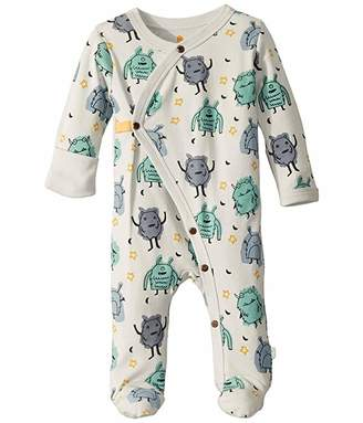 Finn + emma Monsters Footie (Infant)