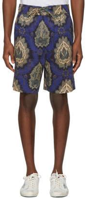 Isabel Marant Blue Iboh Tahatai Light Shorts