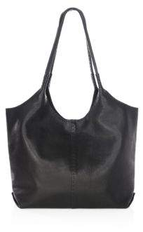 Frye Naomi Pickstitch Leather Hobo Bag