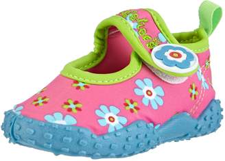 Playshoes Girl's UV Protection Flower Collection Aqua Swimming/Beach Shoes