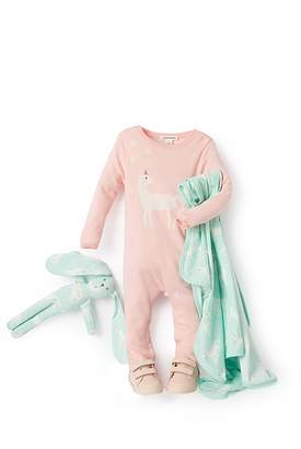 Country Road Unicorn Knit Jumpsuit