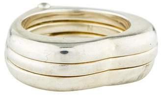 Links of London Triple Heart Slide Ring