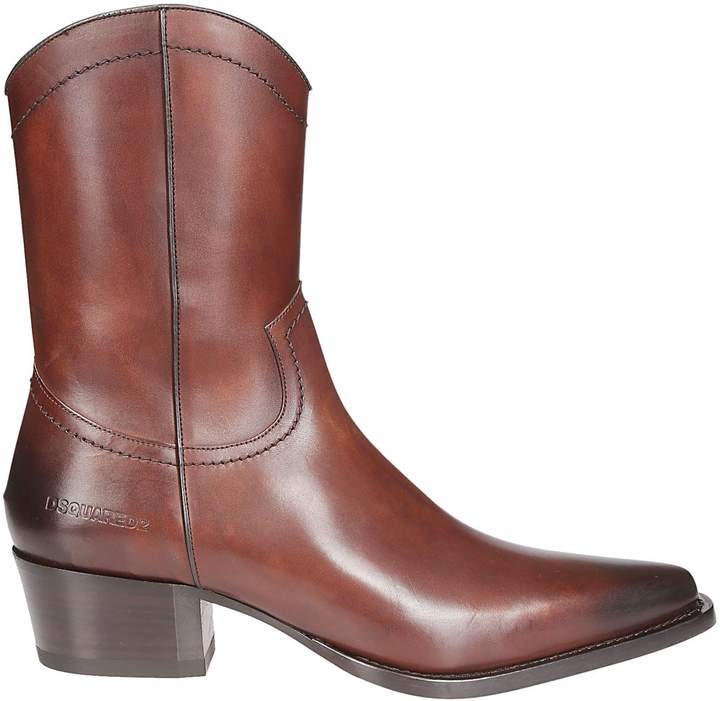 ShopStyle Boots Arizona Cowboy Hippie DSQUARED2 Rfq8zZz