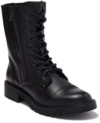 Zigi girl Rosaline Leather Combat Boot