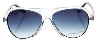 MICHAEL Michael Kors Caicos Aviator Sunglasses