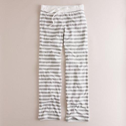Stripe dreamy cotton pant