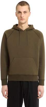 Our Legacy Hooded Cotton Scuba Sweatshirt
